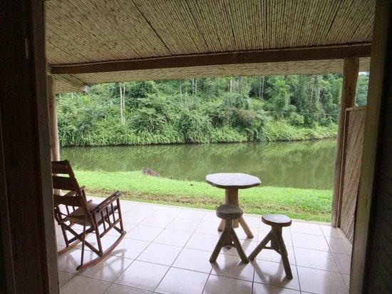 Hotel Hacienda Sueno Azul: OUR PATIO
