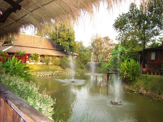 Legendha Sukhothai: Vue sur la salle du restaurant