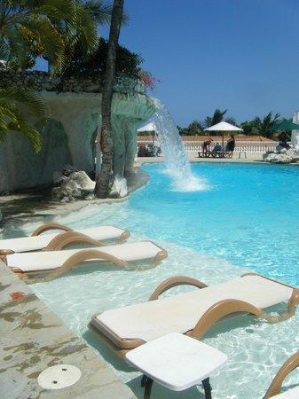 Cofresi Palm Beach & Spa Resort: Nice deep, cool water pool!