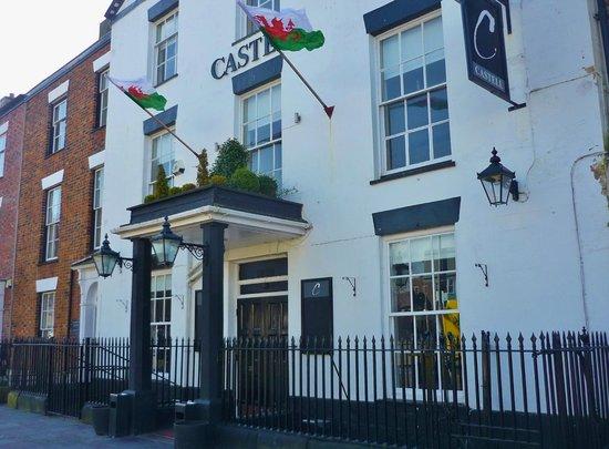 Y Castell Hotel: Y Castell, Y Maes, Caernarfon