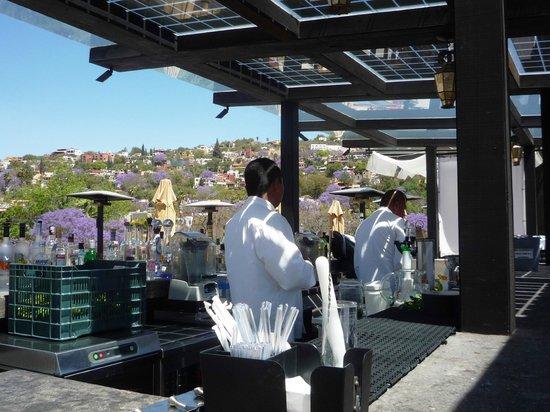 Bar Terraza La Luna Picture Of Rosewood San Miguel De