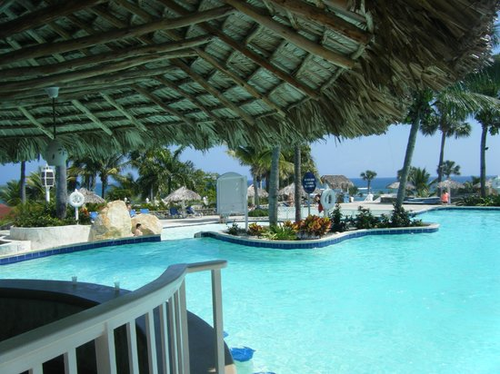 Cofresi Palm Beach Spa Resort Bar And Pool Near
