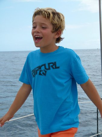 Blue Jack Sail: Blue Jack perfect for kids