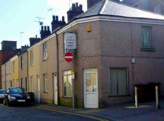 Lee's Takeaway, Caernarfon