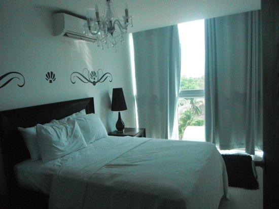Playa Coronado, Panamá: dormitorio