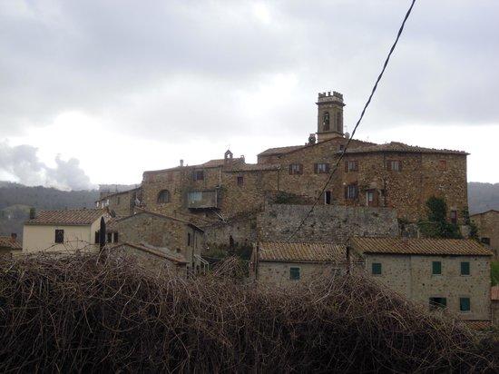 Castello Nagy : veduta