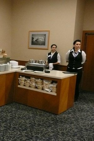 Hotel Alexandria: Dedicated service
