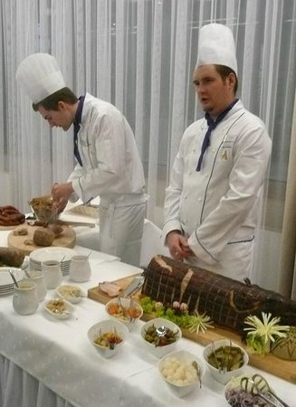 Hotel Alexandria: Easter specialities