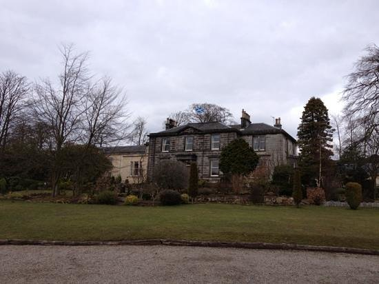 Garvock House Hotel: great little hotel