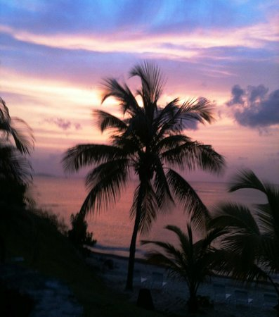 The Buccaneer St Croix: another beautiful sunset