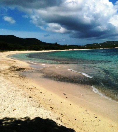 The Buccaneer St Croix: Beach