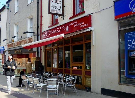 Italian Restaurants Bangor North Wales