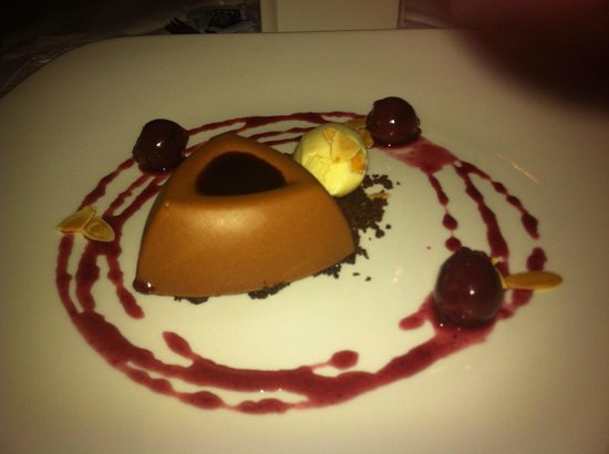BRABO Restaurant : Chocolate Dessert