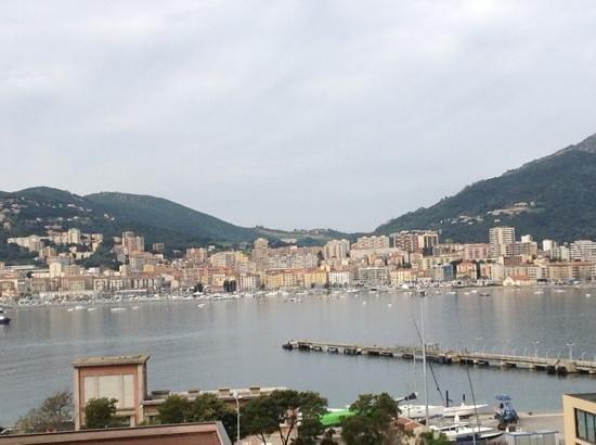 vista dall'hotel Spunta di mare