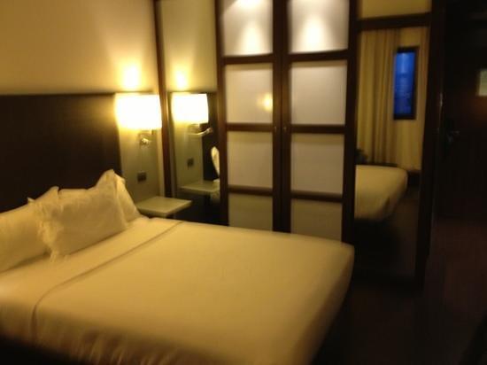 AC Hotel Porto: habitación 3ª planta