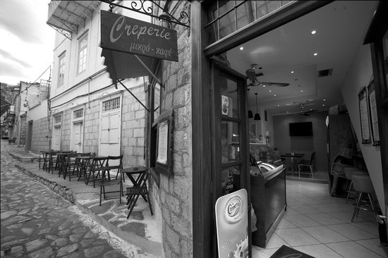 Creperie Mikro Cafe: Mikro Cafe
