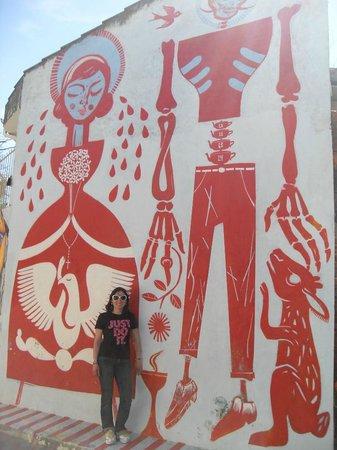 Batman Alley: Grafitti en Vila Madalena