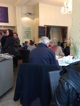 Pudding & Pie: another busy day at the brilliant cafe!!!!