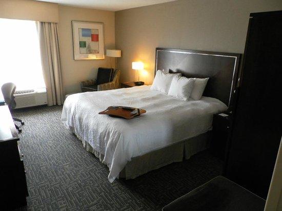 Hampton Inn Washington, DC - Convention Center : chambre