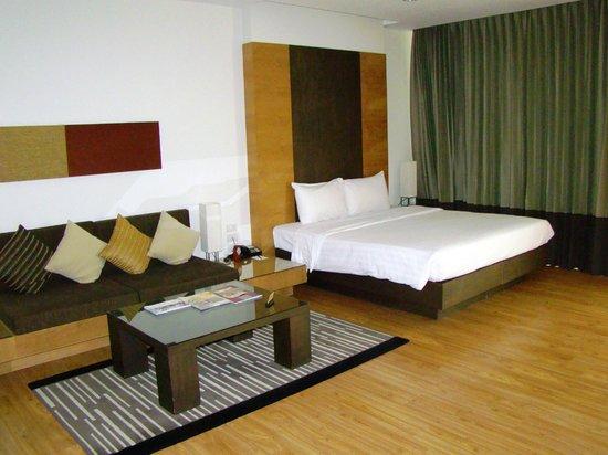 Kantary Hotel, Ayutthaya: Très belle chambre