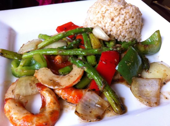 Green Earth Vegetarian Cuisine: Green Earth Vegetarian Restaurant - great food!