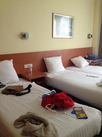 XO Hotels City Centre Amsterdam: triple