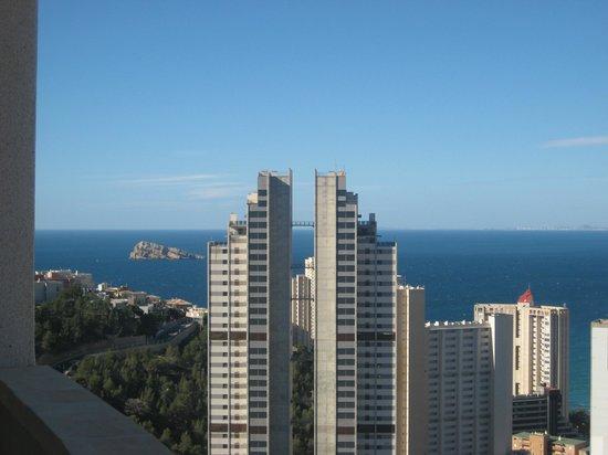 Don Jorge Apartamentos: desde el balcón