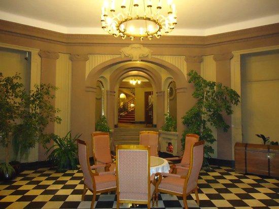 Polonia Hotel: rincones del hotel