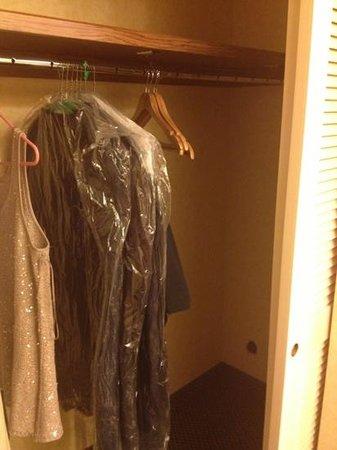 ريد لايون هوتل ريدينج: closet