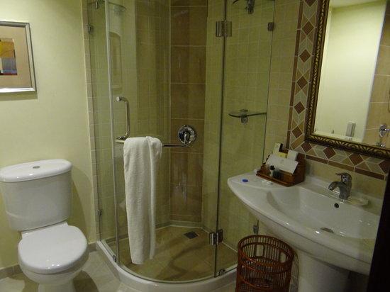 Excelsior Grand Hotel: salle de bain