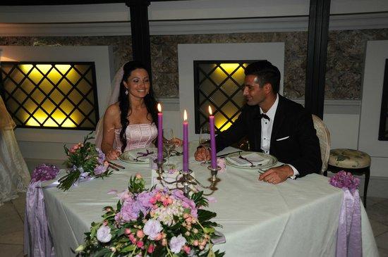Villa Euchelia: Romantica atmosfera