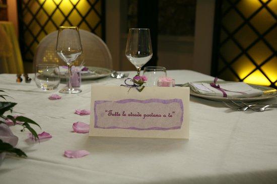 Villa Euchelia: cura nei dettagli....