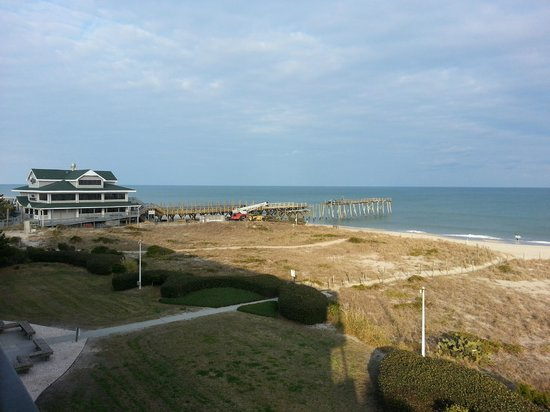 Surf Suites Motel: Some of the view
