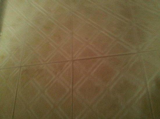 Pehaltun Villas: pelos en la ducha
