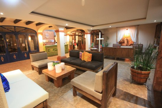 Mansion del Valle: Lobby