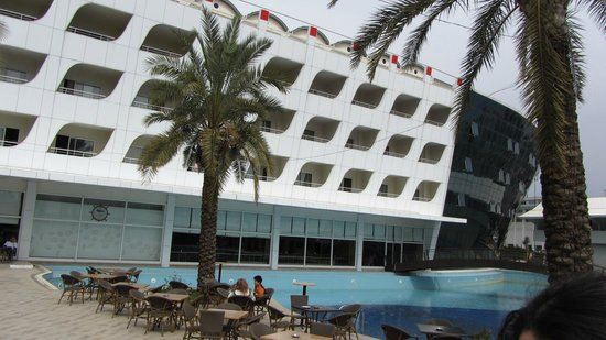 Queen Elizabeth Elite Suite Hotel & Spa : otelin dış görünüşü