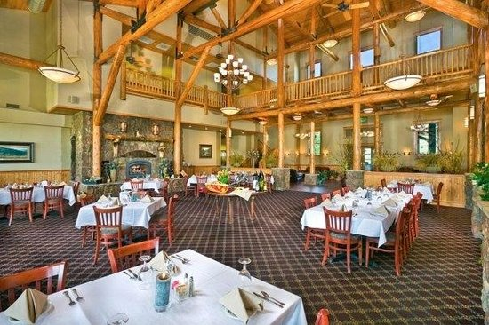 South Fork, CO: Timbers Reataurant at the Rio Grande Club & Resort