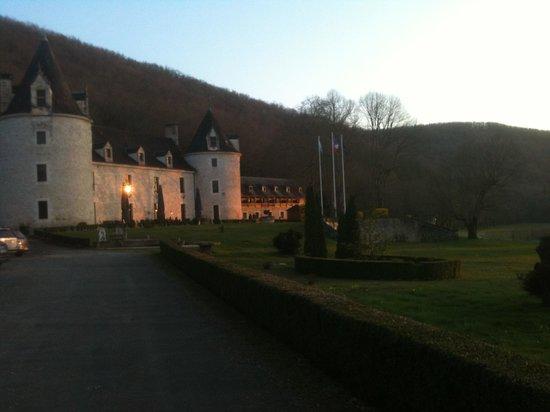 Chateau de la Fleunie: Vue unique