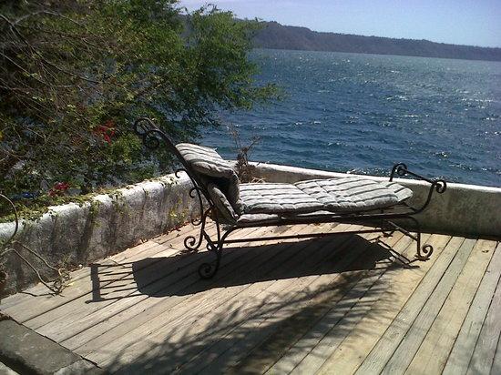 Hotel Selva Azul : Para descansar...al lado de la piscina privada
