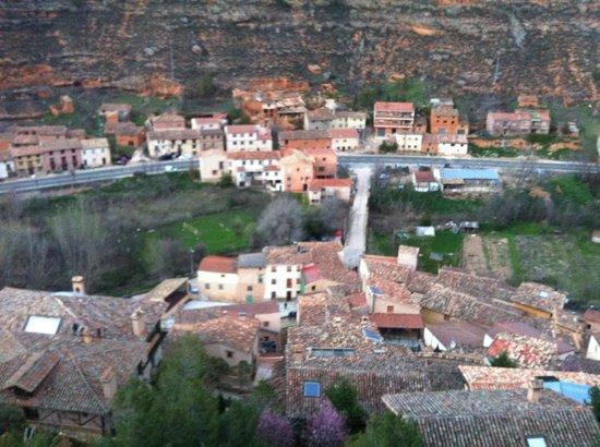 Castillo de Somaen: Vistas