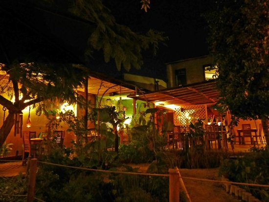 El tercer ojito: restaurante & patio