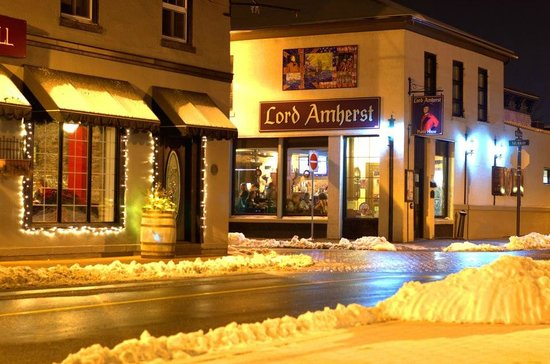 Lord Amherst Public House and Wine Lounge