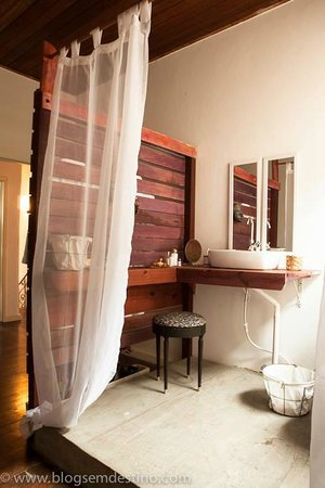 Casa Beludi : Banheiro da Suíte D