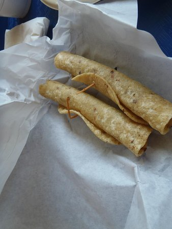 Rolled Tacos Picture Of Chile Pepper Yuma Tripadvisor