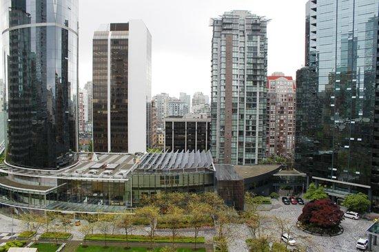 Century Plaza Hotel & Spa : vista do apartamento