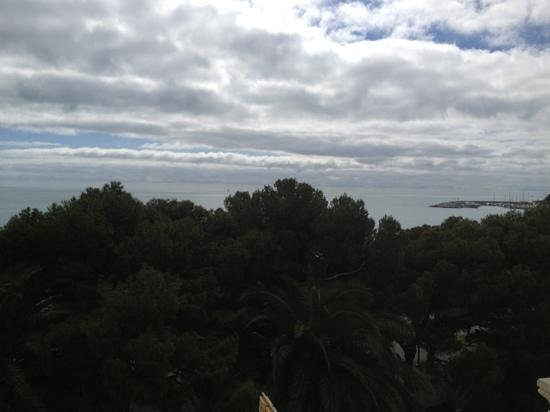 Ena Arenzano Hotel : vista dalla camera 228
