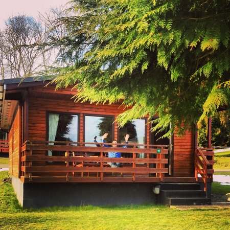 Conifers Leisure Park: The lodge