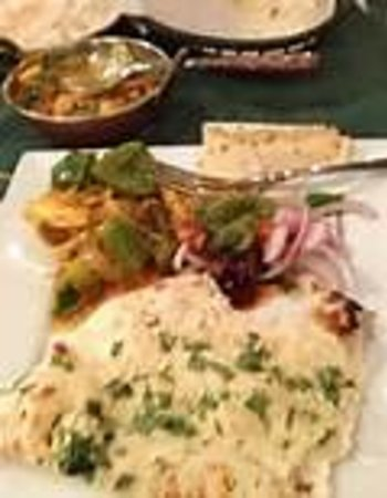 Taste of India: Kashmiri Naan