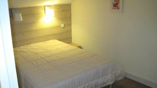 Pierre & Vacances Residence Plagne Lauze: Bedroom double
