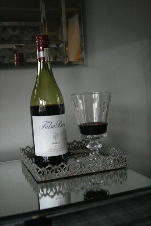 Rum Doodle Bed & Breakfast: Wine